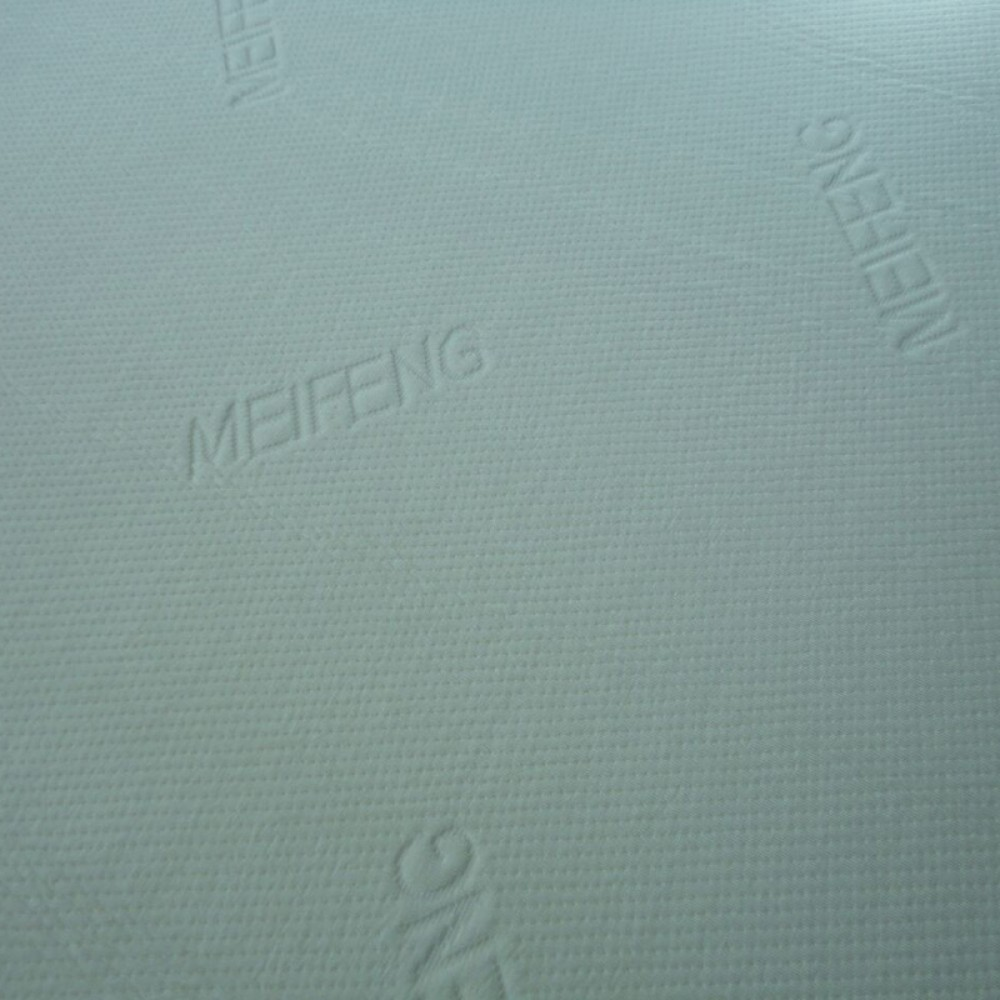 "1"" memory foam with 7' base foam full"